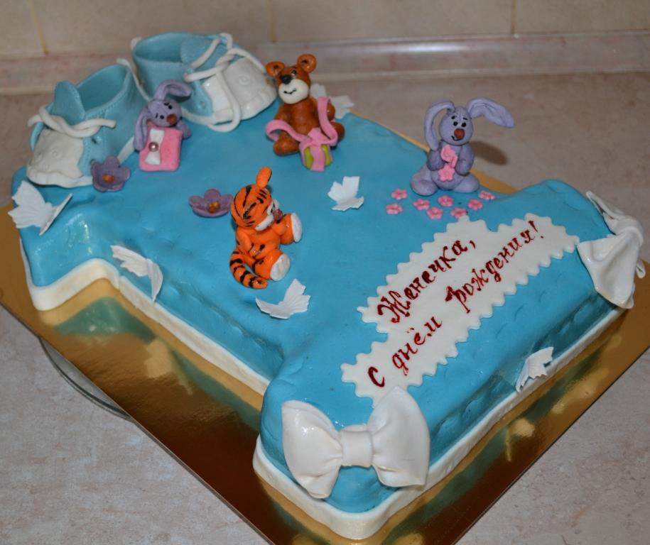Фото детских тортов в кременчуге